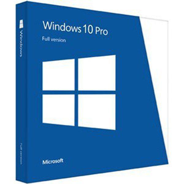 Win Pro 10 64Bit Eng Intl 1pk DSP OEI DVD(FQC-08929)