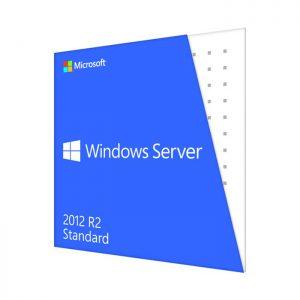 Windows Server Std 2012 R2 x64 English