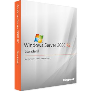 Windows Server Std 2008 R2 w/SP1 x64 English (P73-05128)