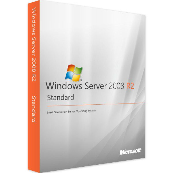 Windows Server Std 2008 R2 w/SP1 x64 English (P73-05128)