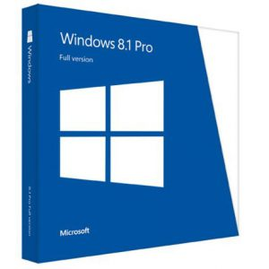 Windows 8/8.1 Professional 64-bits Eng