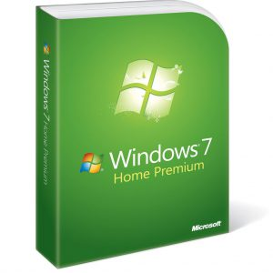 Microsoft Windows 7 Home Premium SP1 32-bit English (GFC-02201)