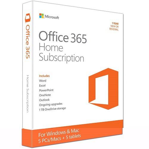 OFFICE 365 HOME PREMIUM 32/64 BIT