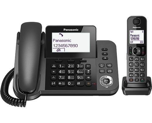 Điện thoại bàn Panasonic KX-TGF310CX