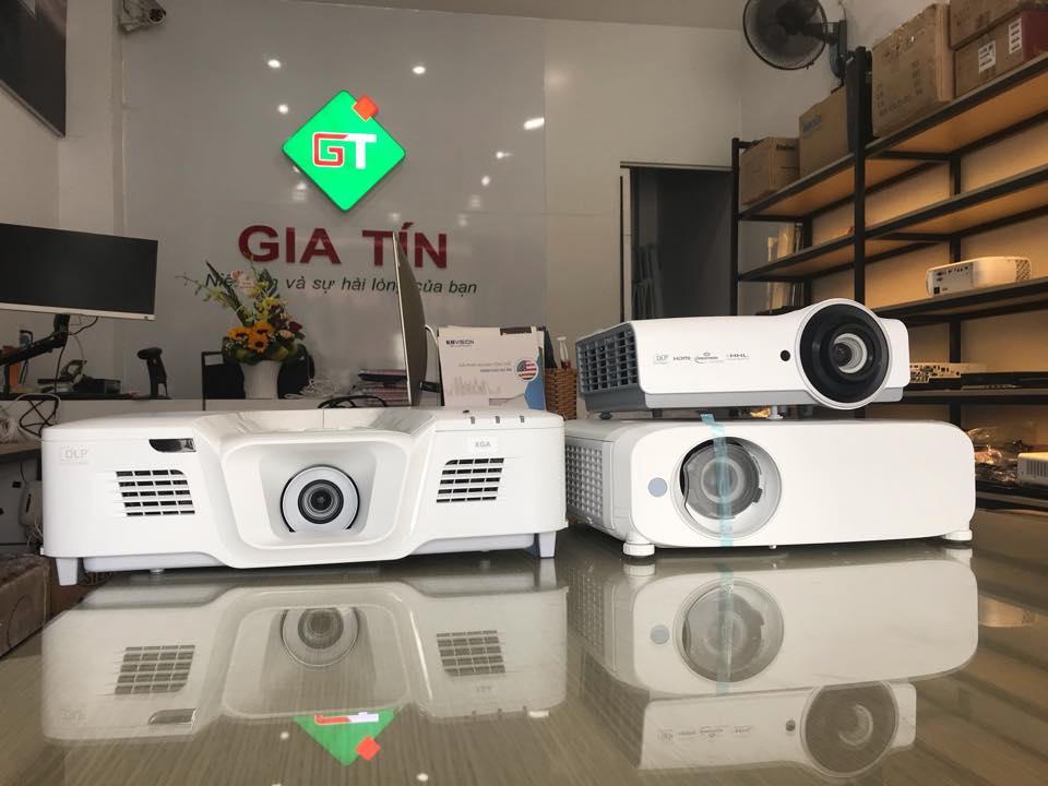 Gia Tín Computer - Cho thuê máy chiếu tại Đà Nẵng