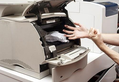 Lỗi máy in thường gặp