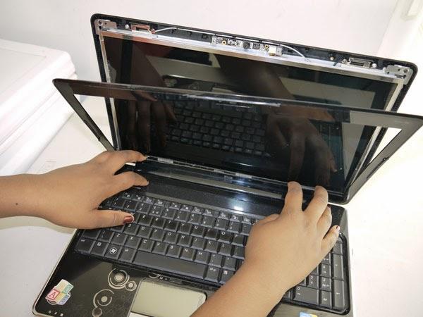 Hàn, Thay, Sửa bản lề Laptop tại Đà Nẵng - GIA TÍN Computer