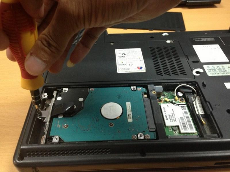 Thay, sửa ổ cứng Laptop tại Đà Nẵng - GIA TÍN Computer