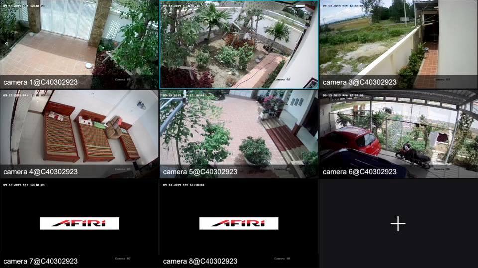 Hệ thống theo dõi Camera quan sát toàn bộ mọi ngóc ngách của cơ quan, văn phòng