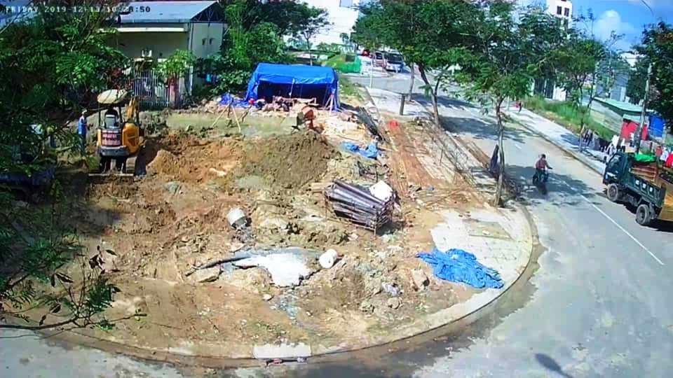 Lắp đặt Camera quan sát công trình xây dựng nhà ở