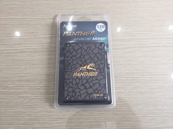 Ổ cứng ssd apacer 120gb new