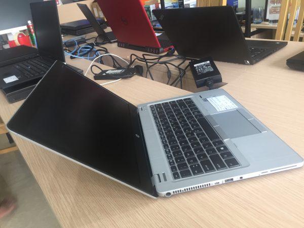 HP Folio 9470m Core i5 3427U/ RAM 4GB/ SSD 120GB/ HD+