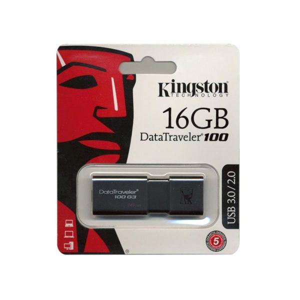 Kingston 16GB USB 3.0 DT100G316GB