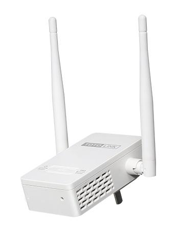 Bộ kích sóng Wifi Totolink EX201 Mở rộng sóng Wi-Fi chuẩn N 300Mbps
