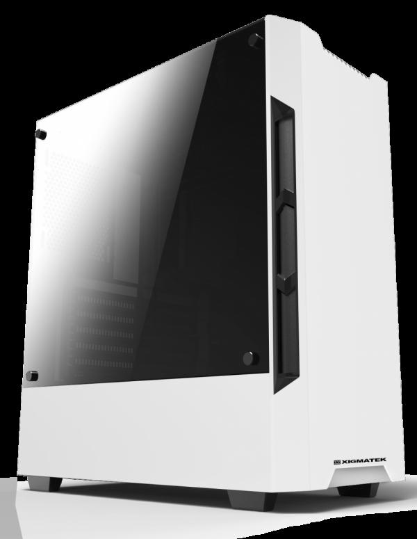 Vỏ case máy tính EN42197 Xigmatek NEMESIS WHITE