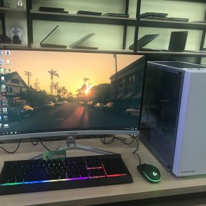 Máy lắp ráp Gaming (H110/I5-7400/RAM 8GB /SSD 120 G)