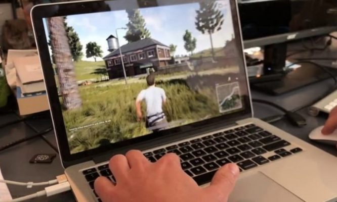 cấu hình Laptop chơi PUBG Max setting