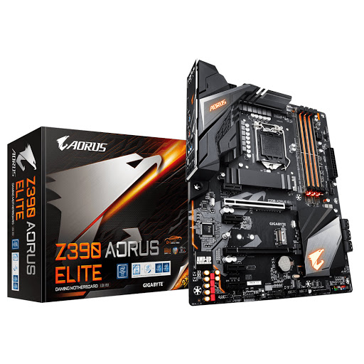 Mainboard GIGABYTE Z390 AORUS ELITE Socket LGA1151 ATX
