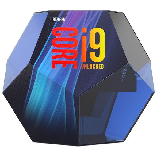 CPU Intel Core i9-9900k (8C/16T, 3.6 GHz – 5.0 GHz, 16MB) – LGA 1151-v2