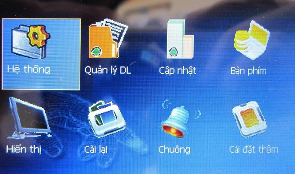 hệ thống thông tin