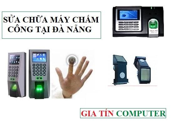Sua may cham cong tai Da Nang gia re chat luong