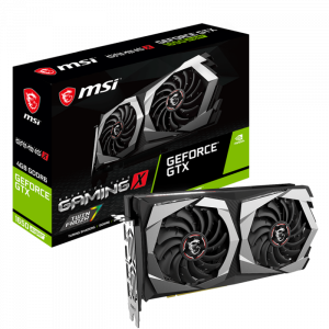 Card màn hình MSI GeForce GTX 1650 SUPER VENTUS XS OC