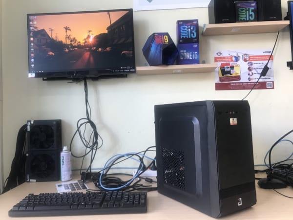 Máy CASE PC (H81/I3-4150/RAM 8GB/350w/SSD 120)