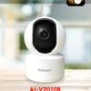 Camera IP wifi robot Vantech V2010C 4.0 Megapixel, đàm thoại 2 chiều, báo động qua điện thoại, MicroSD, P2P