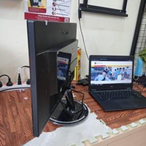 LCD Viewsonic VX2457-MHD 23.6′ Full HD Black( VGA, Hdmi, Display Port , Audio in/out ) (cũ)