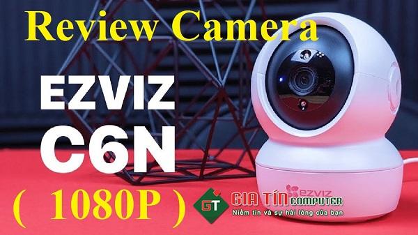 Camera IP Wifi EZVIZ CS-C6N - 2MP