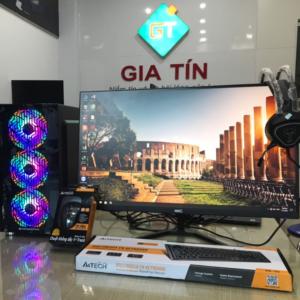 Máy PC GAMING (B365/I5 9400F/ 16GB RAM/ SSD NVME 256G/550W PSU/GTX GTX1050TI)