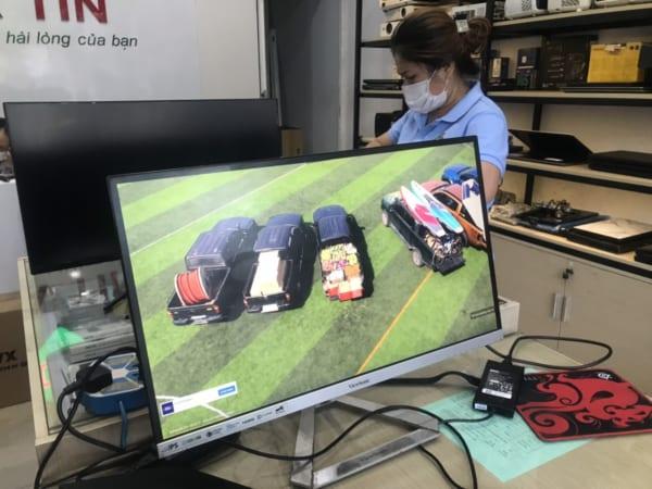 Màn hình 27 Inch Viewsonic VX2776 (VGA, display, HDMI, Full HD)