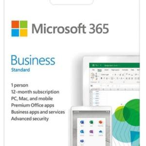 Phần mềm Microsoft Office 365 Business