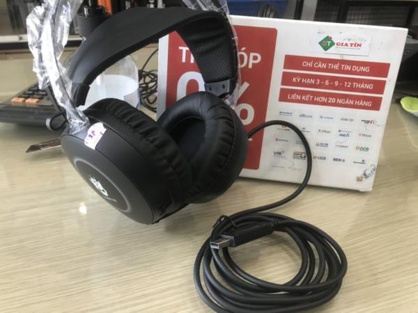 Tai nghe SUNY S200 chụp tai(cổng USB tích hợp Mic, Phone) Gaming