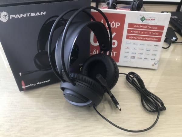 Tai nghe FANTSAN chụp tai(cổng USB tích hợp Mic, Phone) Gaming